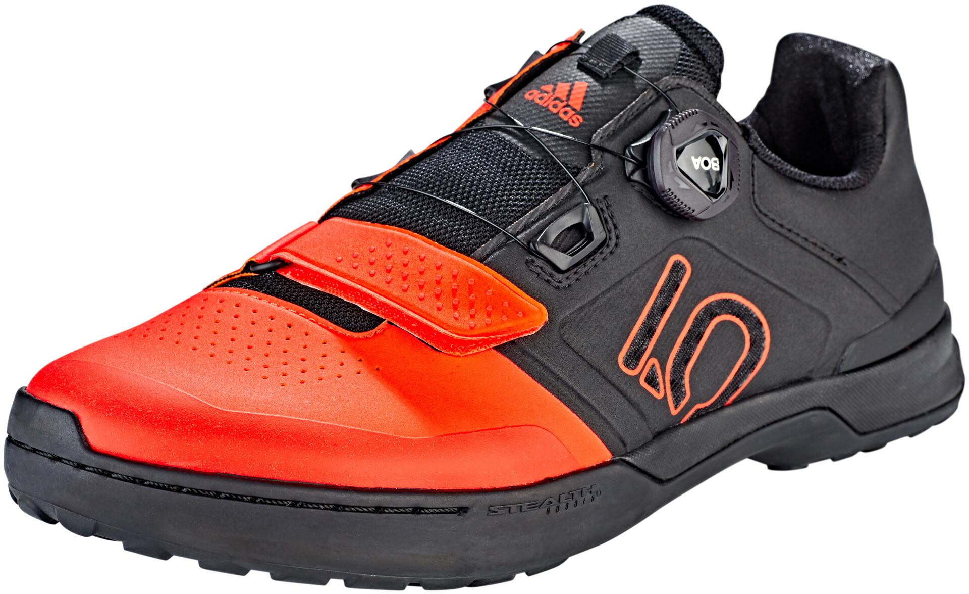 adidas Five Ten Kestrel Pro Boa TLD Mountainbike Schoenen Heren, active orangecore blackcore black